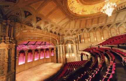 Pstos Orpheum Theatre Vancouver B C