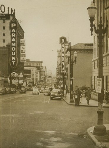 47e90d85419f25 PSTOS - Paramount (Portland) Theatre, Portland Oregon