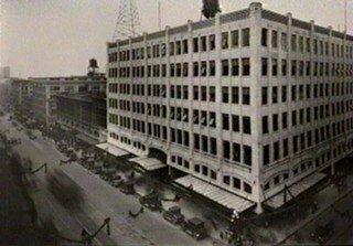 Pstos Rhodes Department Store Seattle Washington
